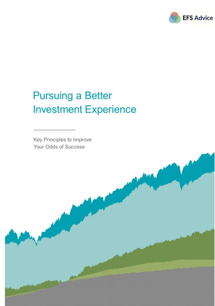 Pursuing a better investment experience